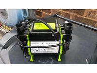 salamander shower pump £50
