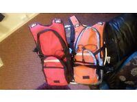 2L Hydration rucksack / Water bladder bag