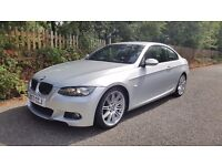 BMW 3 Series 335i M Sport Twin Turbo 3.0 Coupe 2007 Only 44,000 miles