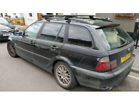 BMW e46 318 Touring - Full history, 95k, excellent runner