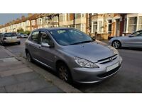 Peugeot 307 1.6 HDi 2005 Reg, Very Cheap Economical, HPi Clear