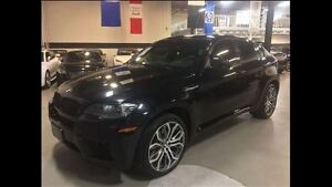 2012 BMW X6 M UPGRADED RIMS