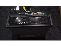 Pioneer deh 2200ub car stereo radio / cd mp3 usb player