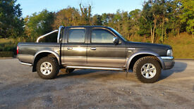 FORD RANGER XLT THUNDER 2004 4x4 WD DOUBLE CREW CAB PICK UP TRUCK CAR