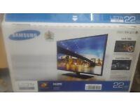 SAMSUNG full HD LEDTV, 22inch