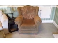 armchair for sale reasonable condition