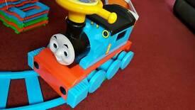 Thomas The Tank Engine Ride On