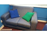 2 seater sofa free delivery
