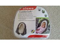 Diono Cuddle Soft Baby head support cushion