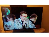 "Samsung 40"" Full 1080p Smart LED TV With Freeview HD (Model UE40F5500AK)!!!"
