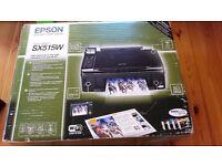 Free Epson Stylus SX515W Printer/Scanner