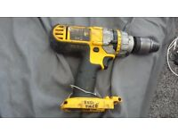 Dewalt combi drill 28v 3 gear