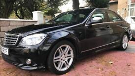 Mercedes C220 2.1 Sport Diesel Automatic