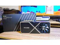 Nvidia Wanted: RTX 3070, RTX 3080, RTX 3090