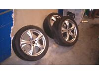 Mercedes 18 inch alloyd may fit others