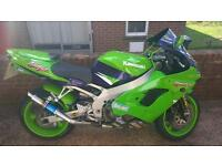 KAWASAKI ZX900-E1 NINJA- RACING GREEN - EXCELLENT CONDITION- LOW MILEAGE 16,500