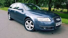 Audi A6 Avant 2.7 TDI SE 5dr SATNAV + BOSE + HEATED LEATHER