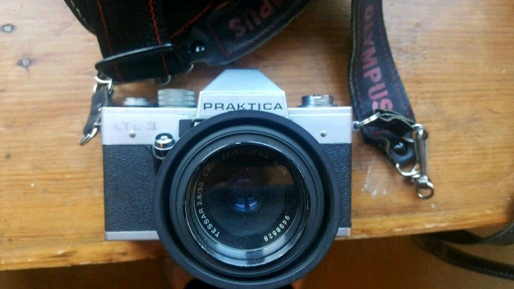 Praktica ltl3 camera with case & accessories in hyndland glasgow