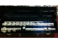 King Cleveland flute