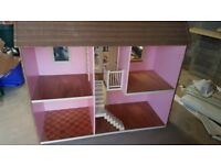 Custom Built Dolls House