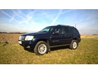 Jeep Grand Cherokee 2.7 CRD Limited Station Wagon 4x4