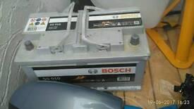 Car battery Bosch 85a S5 010