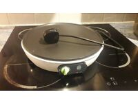 NUTRI SNACK - Premium Crepe and Pancake Maker 1000W (used)
