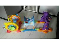Little tykes 3 in 1 activity centre