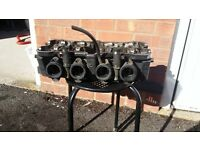 SUZUKI GSXR750 GSXR 750 93 94 95 ENGINE CYLINDER HEAD with VALVES ETC