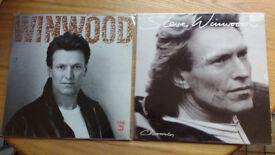 Steve Winwood albums x 2