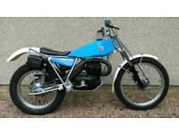 Bultaco sherpa 250cc