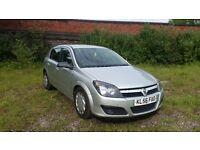 Vauxhall Astra SXI 1.4 2006 Full service History Long MOT & New Cambelt.
