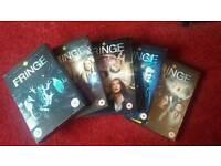 Fringe DVD box sets