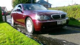 BMW 730D 2006 SWAP WITH...