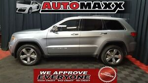2015 Jeep Grand Cherokee Limited loaded!! $269 Bi-Weekly! APPLY