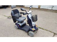 NEW BATTERIES Kymco Midi XLS 8mph Mobility Scooter