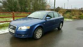 2005 AUDI A4 SE 2.0 TDI