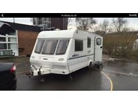 5 Berth Caravan with Awning. Lunar Solar Eclipse 525