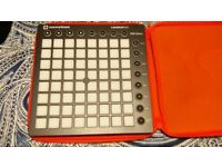 Novation Launch pad & Novation Launch Control with cases