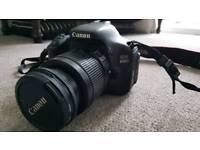 Canon 600D DSLR Camera + IS Lens