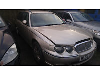 Breaking rover 75 saloon and estate call 07590550560 or 07904595916