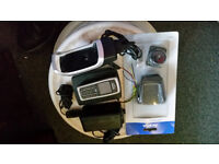 Nokia 6230 with car kit new holder