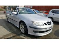 Saab 9-3 Areo 210Bhp 2.0 Turbo Convertiable