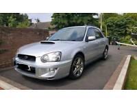 Subaru Turbo wrx blobeye 04 Reg
