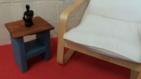 Little Reclaimed Side Table