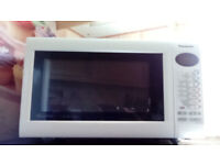 Panasonic Microwave/Grill/Convection Combi Oven