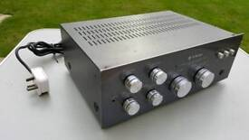 VINTAGE TRIO-KENWOOD STEREO INTEGRATED AMPLIFIER MODEL KA-1500 MKII GREAT CONDITION