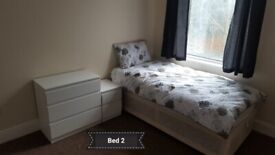 * ALL BENEFITS WELCOME * ROOMS IN SUPPORTED ACCOMMODATION * ALL BILLS INCLUDED * IMMEDIATE MOVE IN *