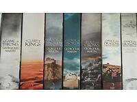 Game of Thrones books box set