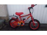 Apollo Firechief Kids Bike 12 inch